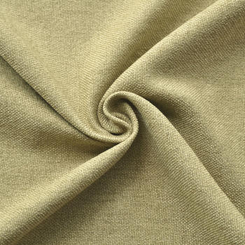Polyester upholstery plain sofa Fabric Home Textile