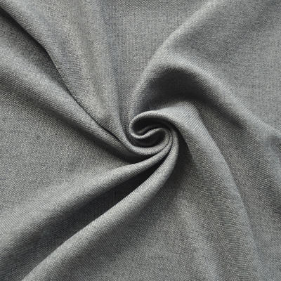 Polyester plain sofa Fabric upholstery Home Textile fabric