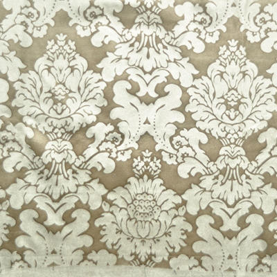 Polyester jacquard velvet fabric online for Sofa and Home Textile