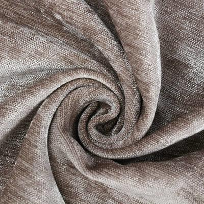 100% Polyester microfiber chenille fabric home textile for uphosltery
