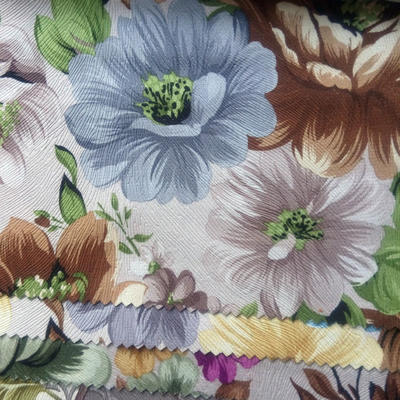 home textile digital printing fabric for furniture and upholstery